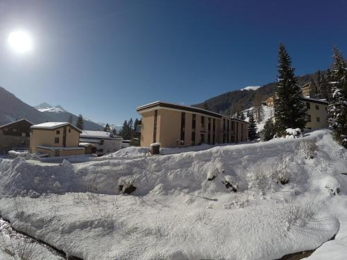 Alberti 5 during the winter
