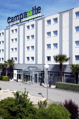 Bâtiment de l'hôtel
