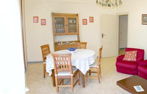 Area soggiorno di Casa Letizia