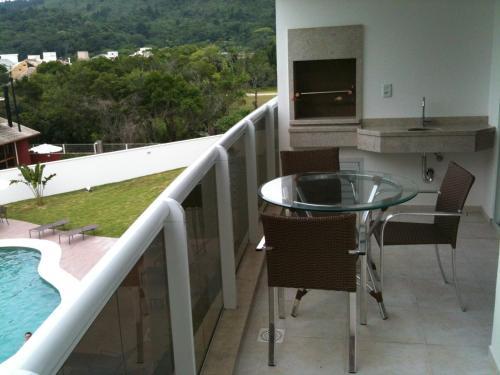 Un balcón o terraza de Brisas De Jurere