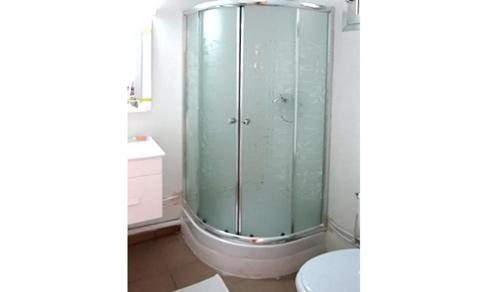 A bathroom at Residence Sandervalia