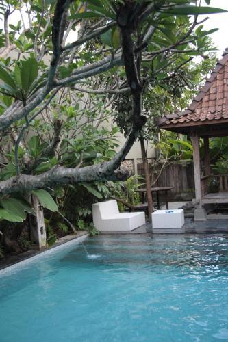 Πισίνα στο ή κοντά στο Rumah Batu Boutique Hotel