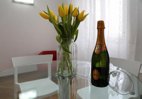 Bebidas en Residenza Pomponio