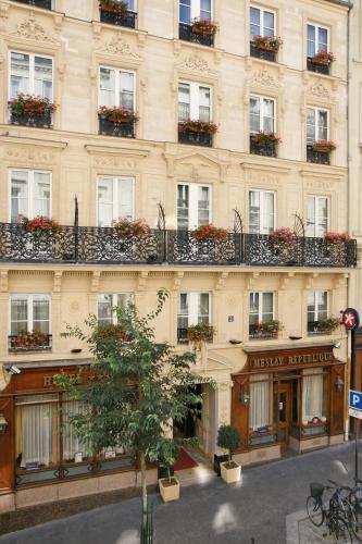 Hotel Meslay Republique.
