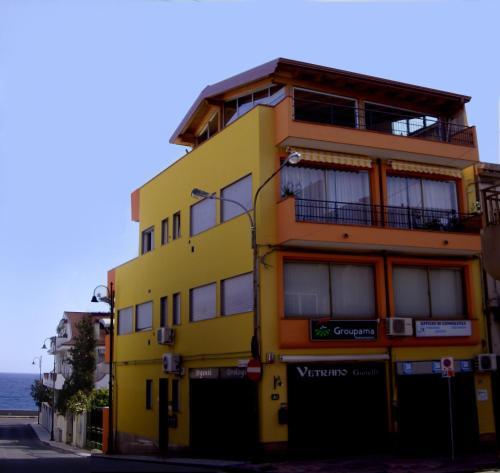 Edificio in cui si trova l'appartamento