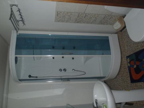 A bathroom at Guest House Bai-Kul