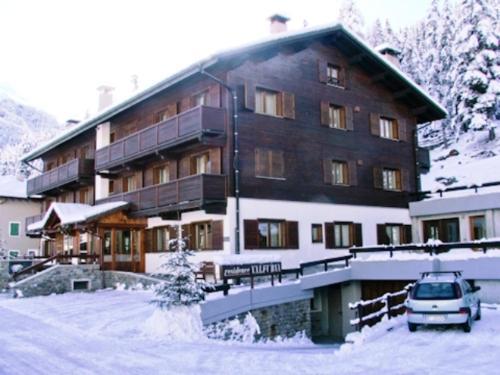 Residence Valfurva a l'hivern