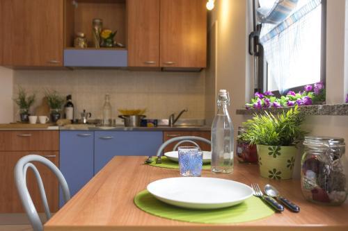 Cucina o angolo cottura di Expo Residence Rho
