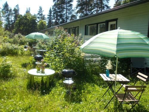 Сад в Warkhaus Apartments