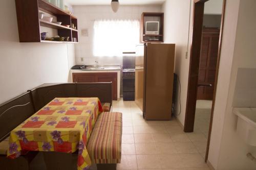 Una cocina o zona de cocina en Residencial Buenos Aires