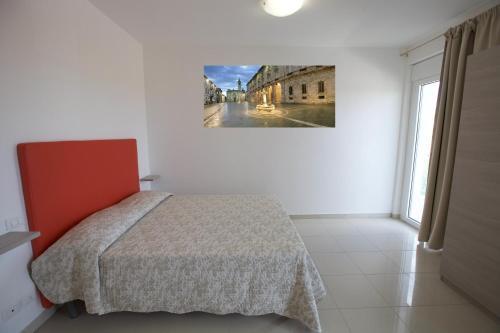 Llit o llits en una habitació de Residence Le Stelle