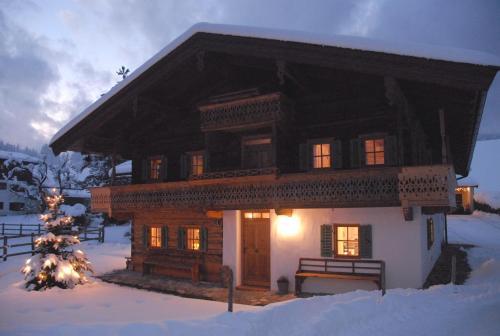 Ferienhaus Kramerl im Winter