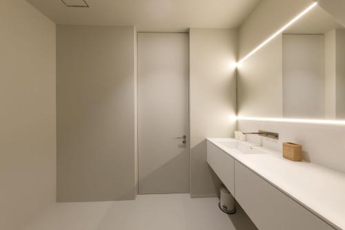 Ein Badezimmer in der Unterkunft Villa Juliette