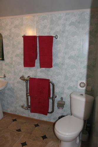 A bathroom at Guest House at Spass