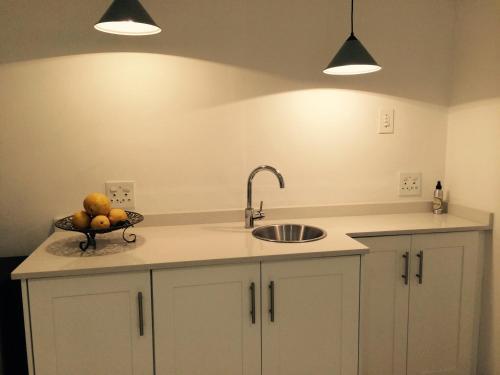 A kitchen or kitchenette at Si Si Studio