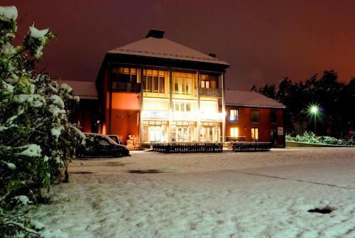 Trudvang Apartment Hotel durante l'inverno