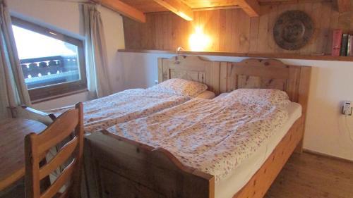 Ein Zimmer in der Unterkunft Art Chalet Vorderschuhzach