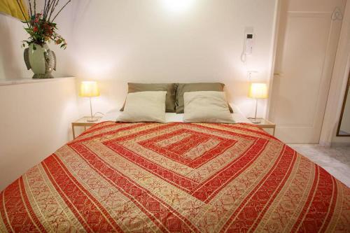 Een bed of bedden in een kamer bij Casita Sumita