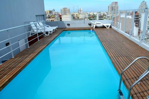 The swimming pool at or near Vive Apart Buenos Aires