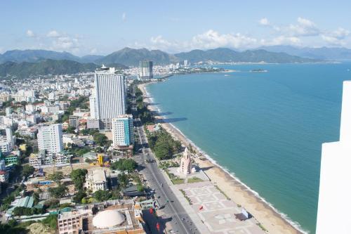 Nha Trang Seaview Penthouse Apartment