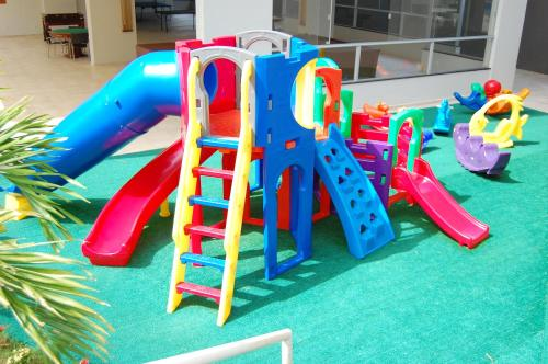 Children's play area at Veredas - Rio Quente Temporada
