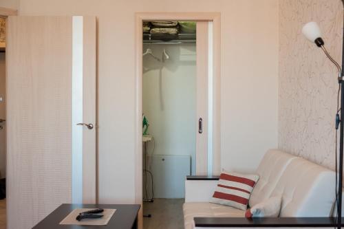 Ванная комната в Apartment Ternopolskaya 18