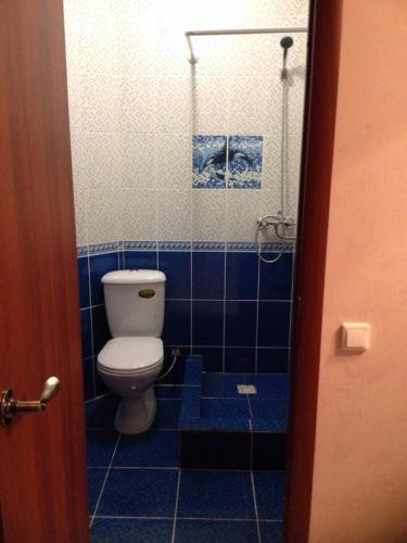 Ванная комната в Гостевой дом Белая Невесточка