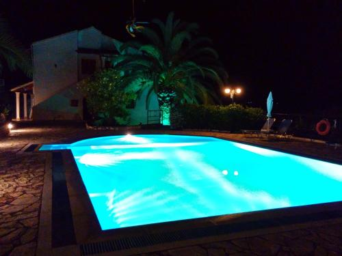 The swimming pool at or near Dionysos Apartments