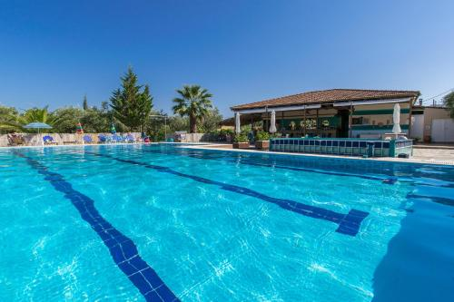 The swimming pool at or near Zante Nest Studios & Apartments
