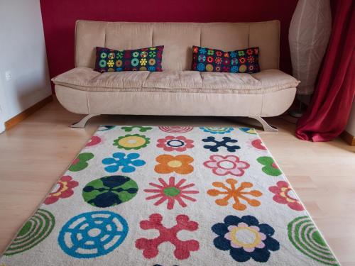 Posteľ alebo postele v izbe v ubytovaní Casa da Fonte Nova