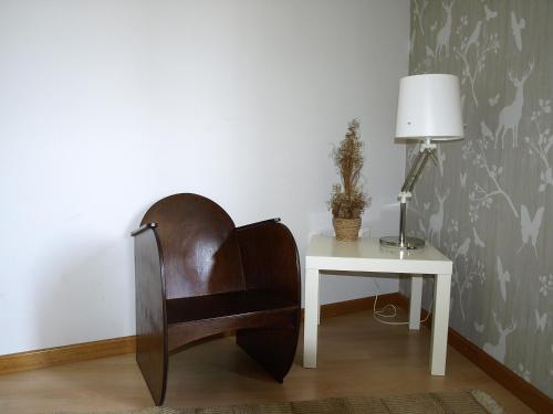 Posedenie v ubytovaní Casa da Fonte Nova