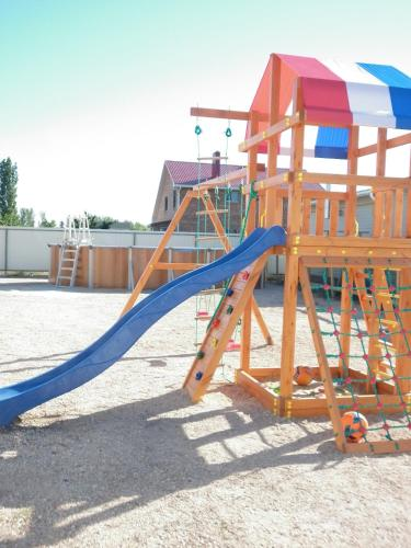 Детская игровая зона в Дом на Лесной