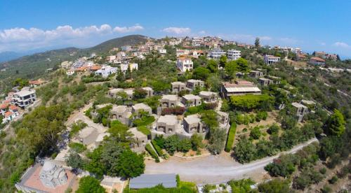 A bird's-eye view of Cavo Grosso