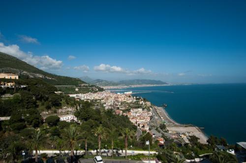 A bird's-eye view of Residence Mareluna - Amalfi Coast