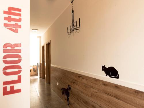 Животные в апартаментах/квартире или окрестностях