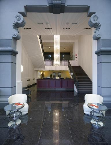 Hall o reception di Italiana Hotels Milan Rho Fair