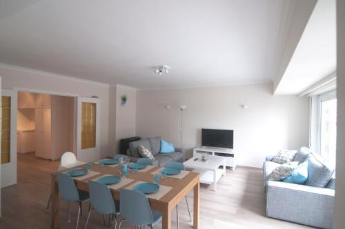 Posedenie v ubytovaní Apartment Duinenblik 3