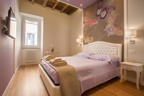 Um quarto em Boschetto 124 Apartment