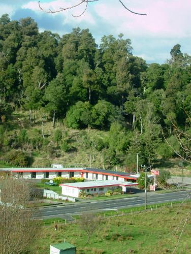 Przyroda w pobliżu tego motelu