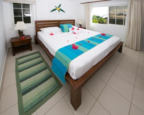 A room at Villa Koket