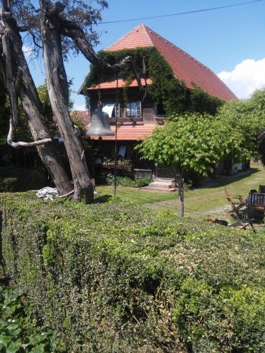 Jardin de l'établissement Rural Tourism Family Ravlic