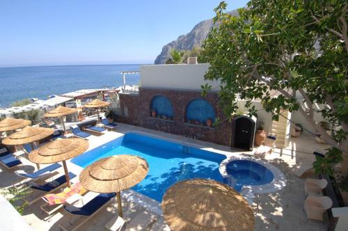 Πισίνα στο ή κοντά στο Elixir Beach Studios
