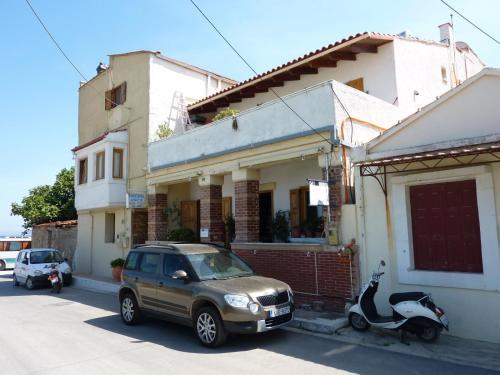 The facade or entrance of Chios Town Studios