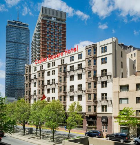 Hotels In Boston >> Copley Square Hotel Boston Paivitetyt Vuoden 2019 Hinnat