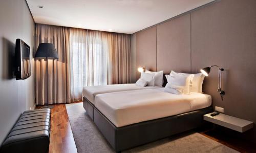 A room at Altis Prime Hotel