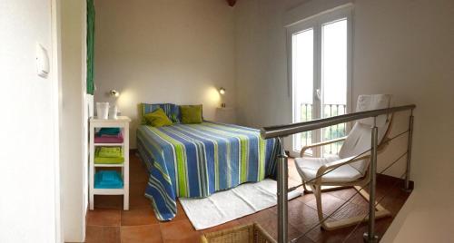 A room at Casa Azul