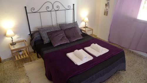 """A room at Casa """"la Botica"""""""