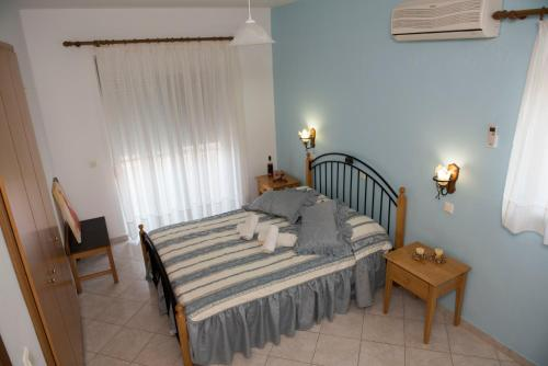 A room at Nephele Apartments