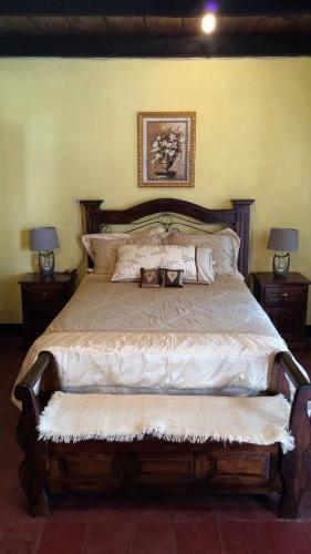 Een kamer bij Casa Blomsten