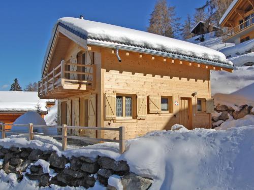 Chalet Le Bon Appart im Winter